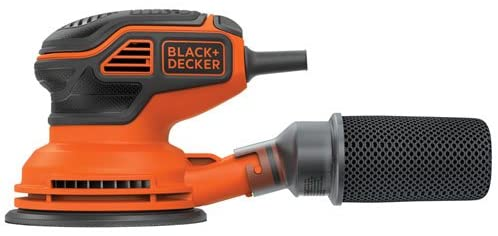 The Black & Decker Random Orbital Sander