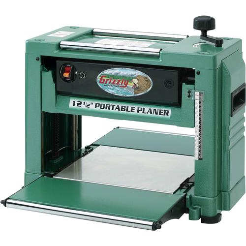 grizzly portable planer