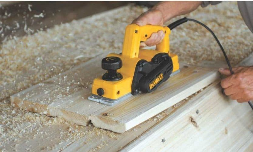 hand planer for wood