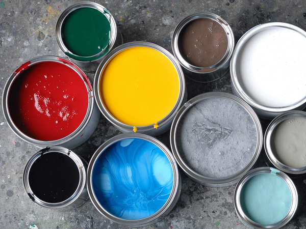 types of wood paint