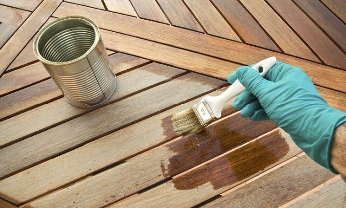 wood sealing