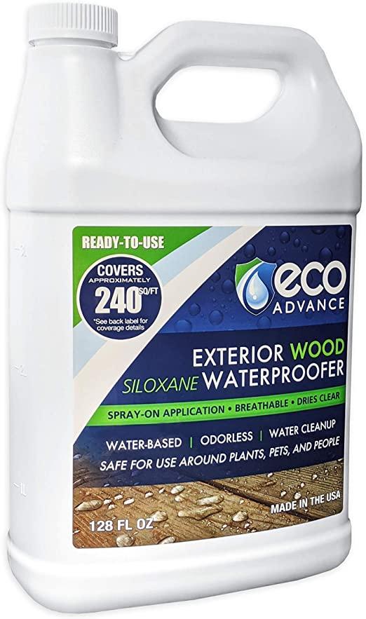 Eco Advance 16-oz Exterior Wood Liquid Concentrate