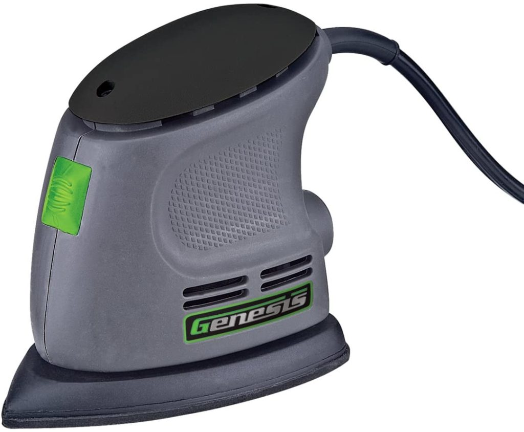 Genesis GPS080 Small Corner Palm Sander