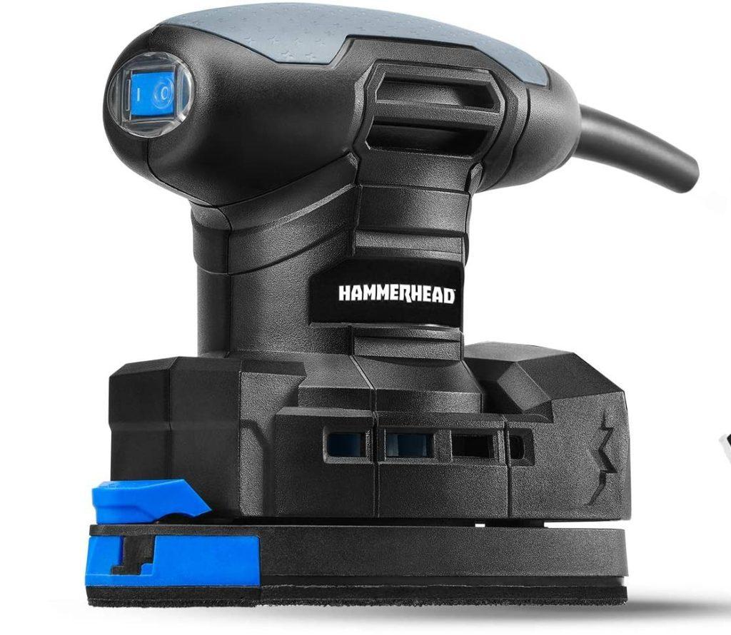 Hammerhead 1.4-Amp Multi-Function Detail Sander- HADS014