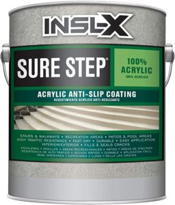 INSL-X SU031009A-01 Sure Step Acrylic Anti-Slip Coating Paint