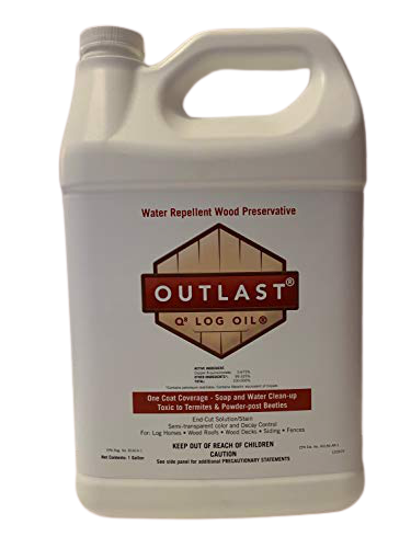 Outlast Q8 Log Oil Bucket