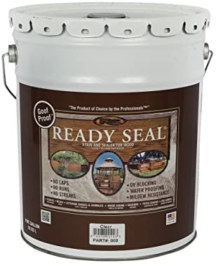 Ready Seal Exterior Wood Stain Seal 500