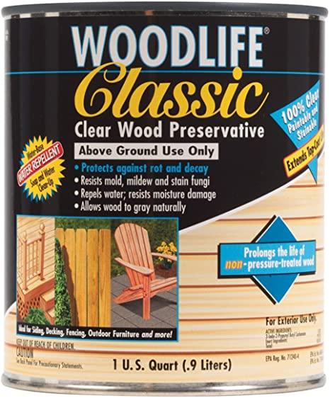 Rust-Oleum Wolman Classic Wood Preservative