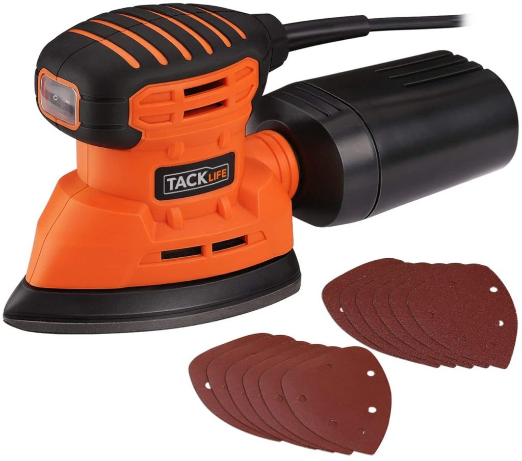 TACKLIFE Classic Mouse Detail Sander