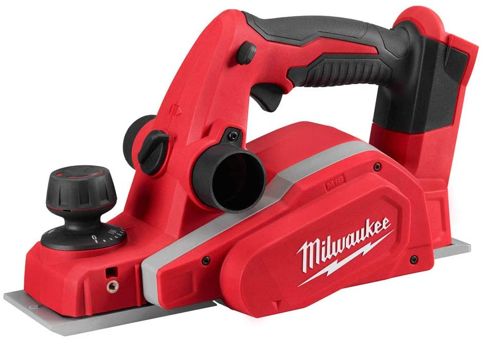 """Milwaukee 2623-20 M18 3-1/4"""" Planer"""