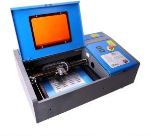 Orion Motor Tech 40W CO2 Laser Engraving Cutting Machine
