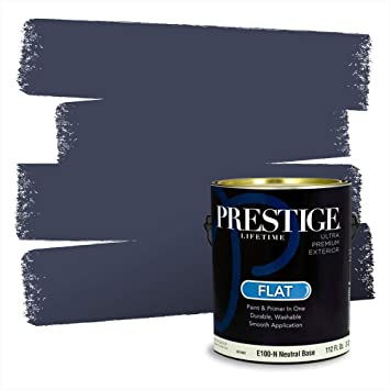 Prestige Paints E100-9 Exterior Paint and Primer