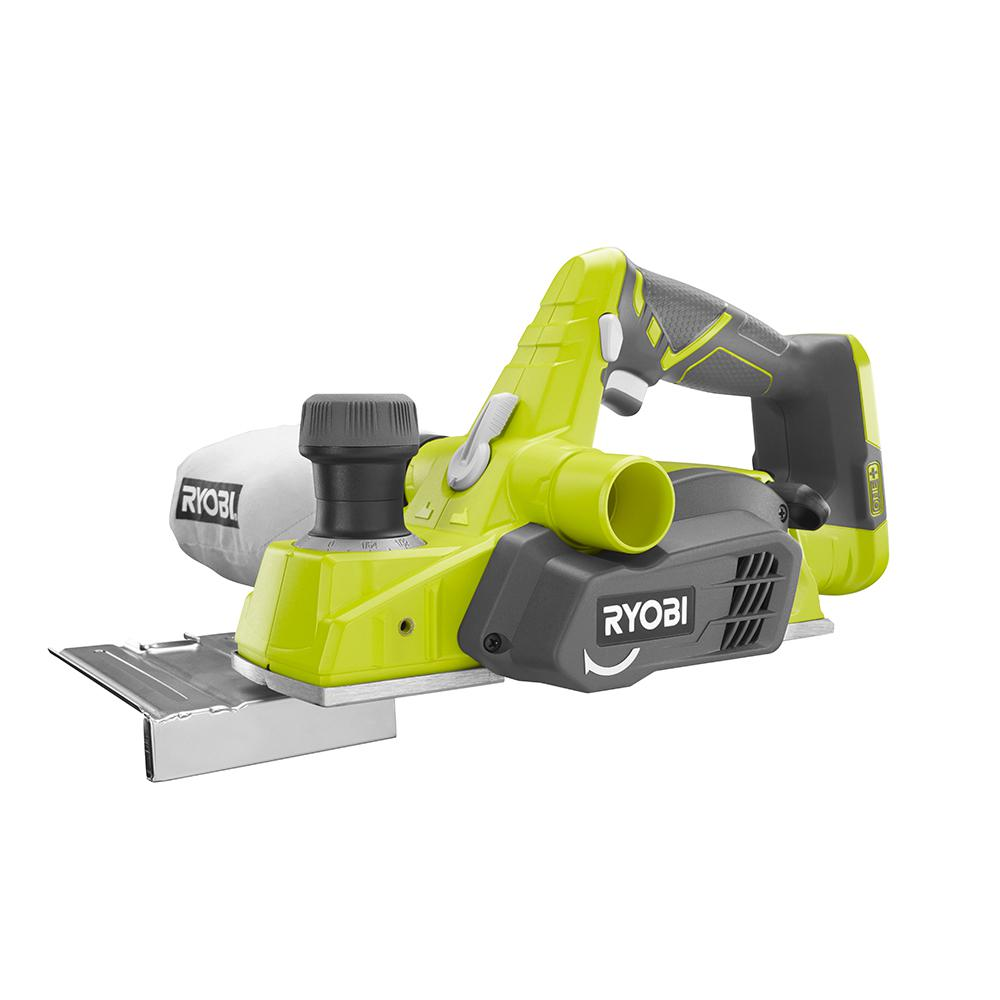 RYOBI 18-Volt ONE+ Cordless 3-1/4 in. Planer (Tool Only) P611