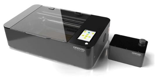 Dremel LC40-03 40W CO2 Laser Digilab Laser Engraver & Cutter