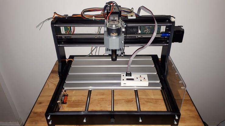 Cenoz Upgrade CNC 3018 Prolaser engraver