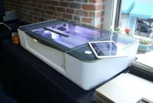 Glowforge Plus 3D printer