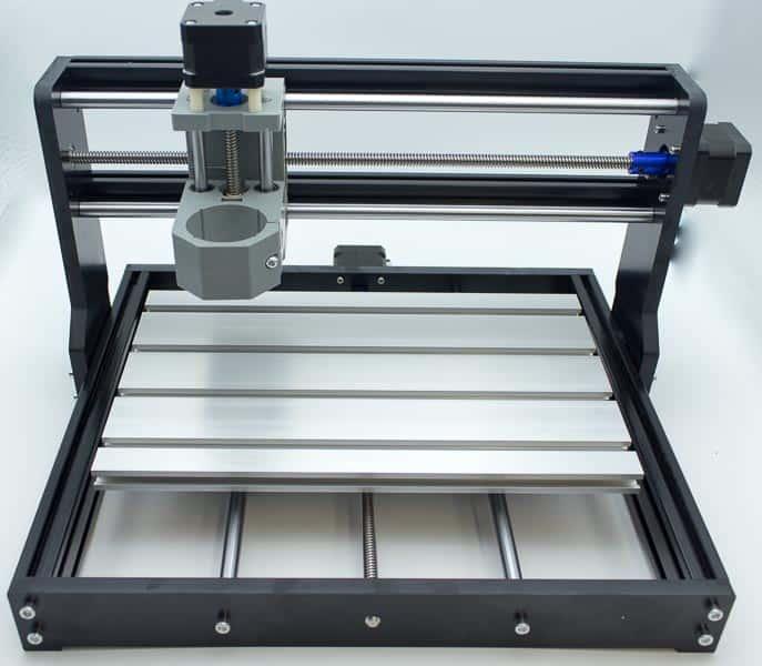 MY SWEETY 2 in 1 5500mW CNC 3018 Pro Engraver Machine