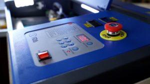 OMTech 40W CO2 Laser Engraver Cutter K40 Laser cutter