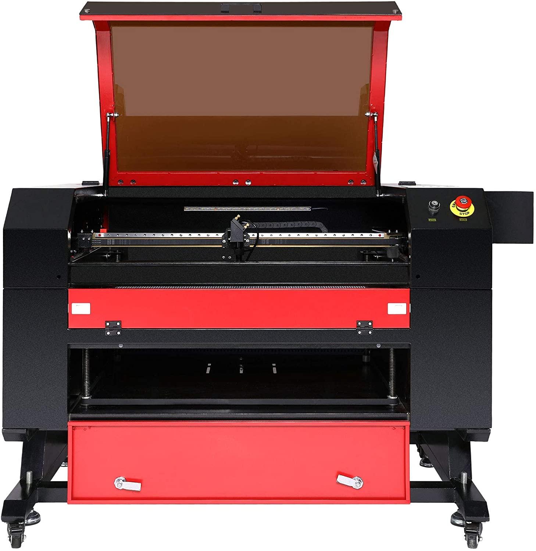 OMTech 80W CO2 Laser Engraver Cutter