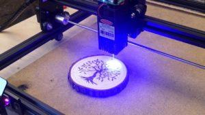 ORTUR Laser Master 2 engraver