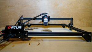 ORTUR Laser Master 2 laser engraver