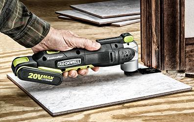 Rockwell RK5142K 4.0 Amp Sonicrafter F50 Oscillating Multi-Tool