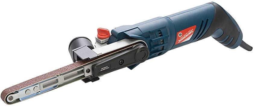 Silverline 247820 - 260 W 13 mm Power Belt File