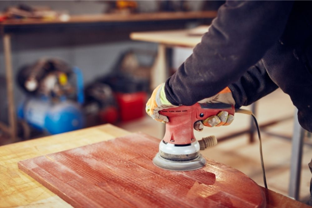 best sander for furniture paint removal buying guide