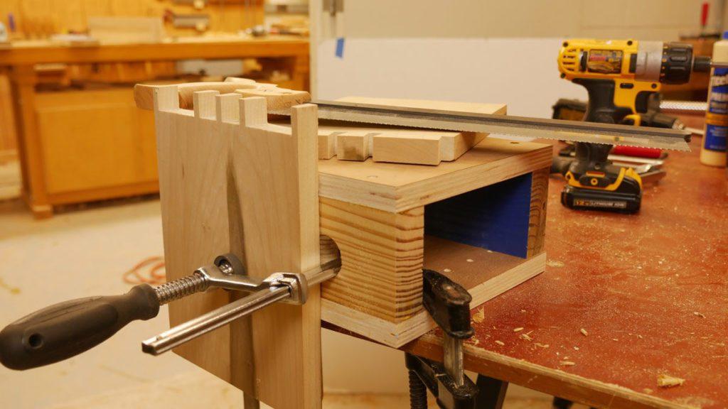 Wood bench Vises