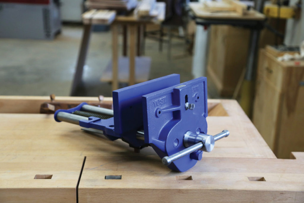 vise for wood