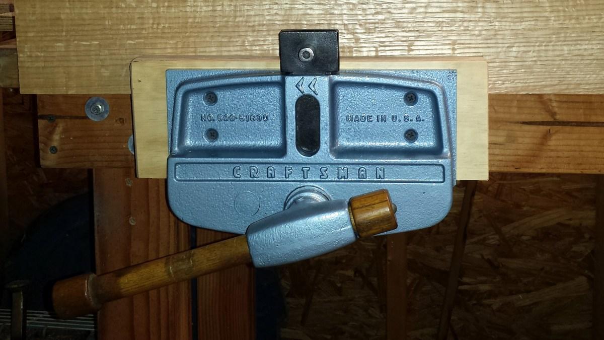 woodworker's vise