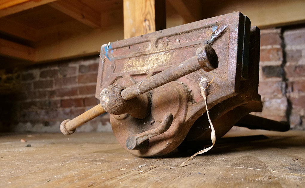 woodworking workbench vise